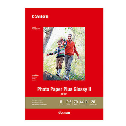 Canon PP-301 Papier photo Plus glacé II, 13