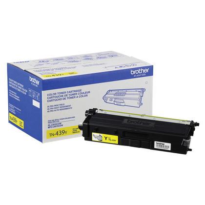 Brother TN439Y Original Yellow Toner Cartridge Ultra High Yield