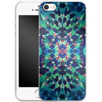Apple iPhone 5 Silikon Handyhuelle - Water Dream von Amy Sia
