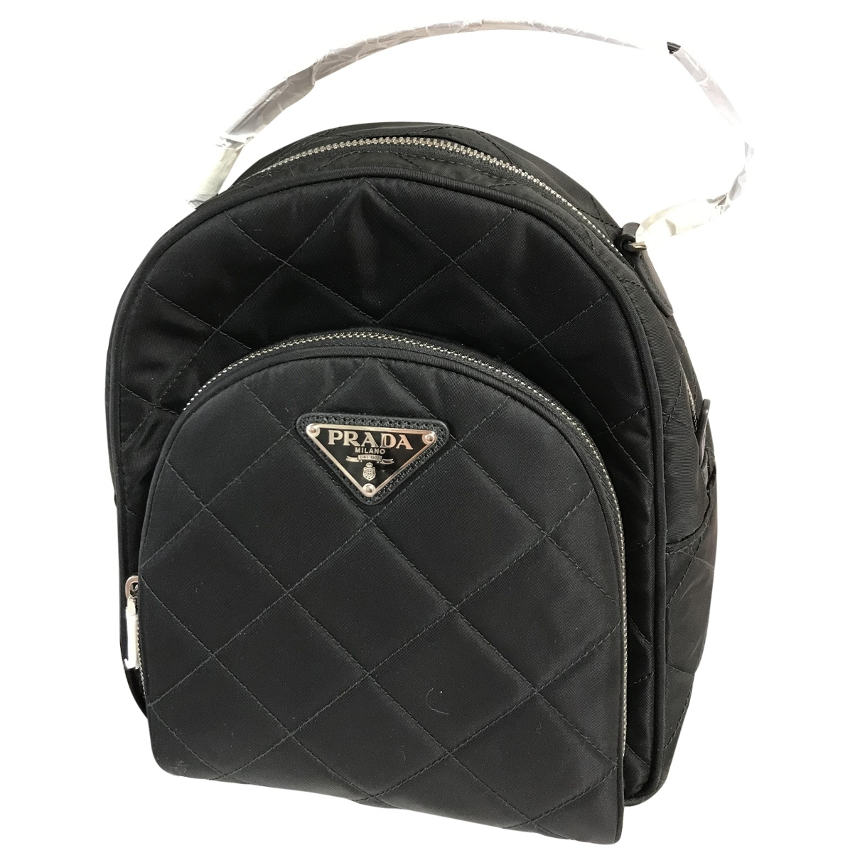 Prada \N Black Cloth handbag for Women \N