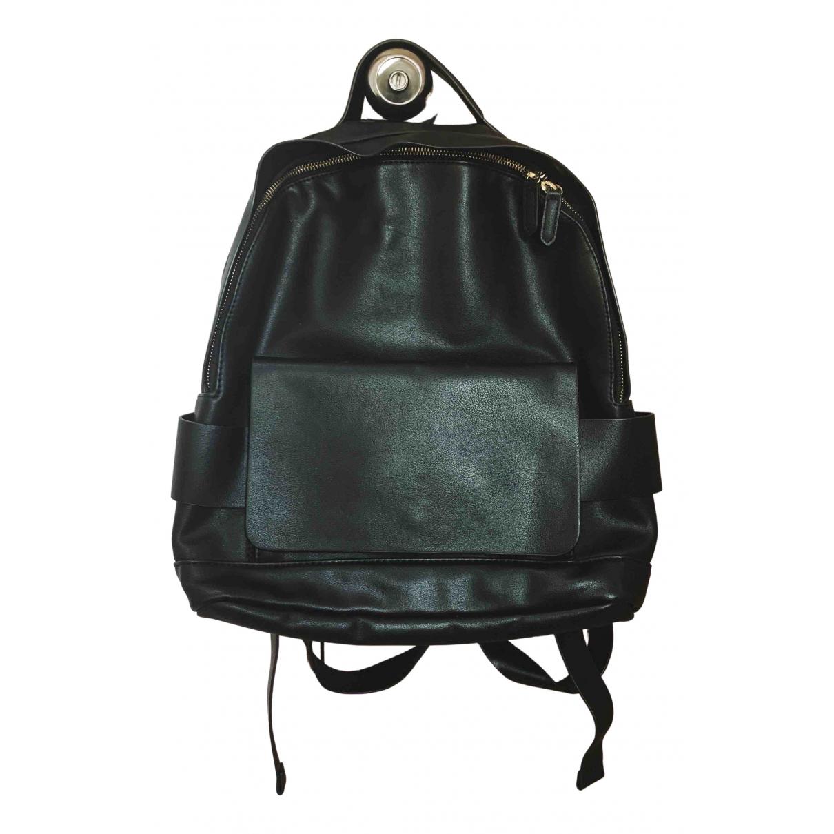 Zara \N Black backpack for Women \N
