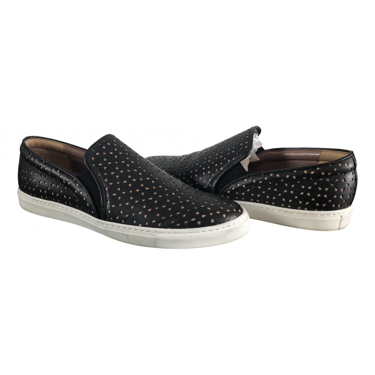 Tabitha Simmons \N Sneakers in  Schwarz Leder