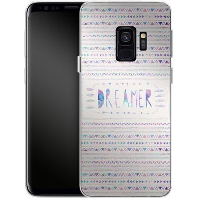 Samsung Galaxy S9 Silikon Handyhuelle - Dreamer von Bianca Green