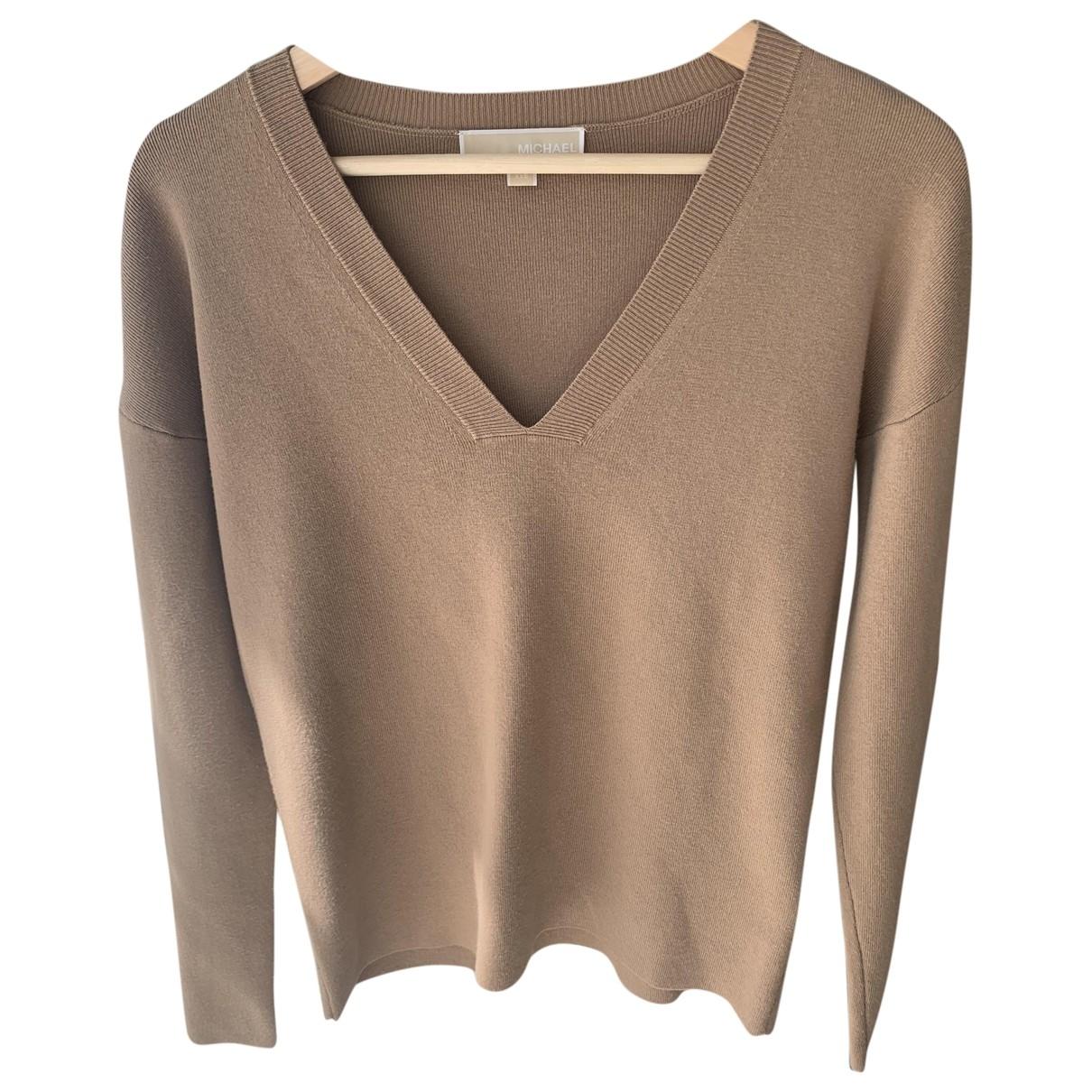 Michael Kors \N Camel Knitwear for Women XXS International