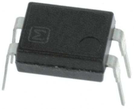 Panasonic 3.5 mA SPNO Solid State Relay, Zero Crossing, PCB Mount, Triac, 600 V Maximum Load