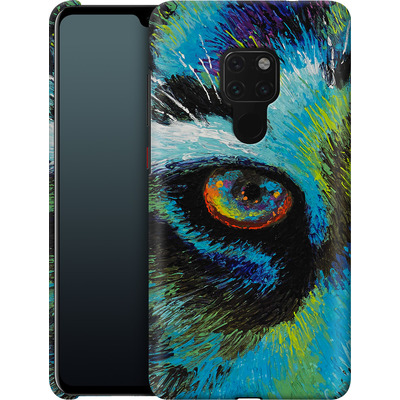 Huawei Mate 20 Smartphone Huelle - Will Cormier - Tiger Eyes von TATE and CO