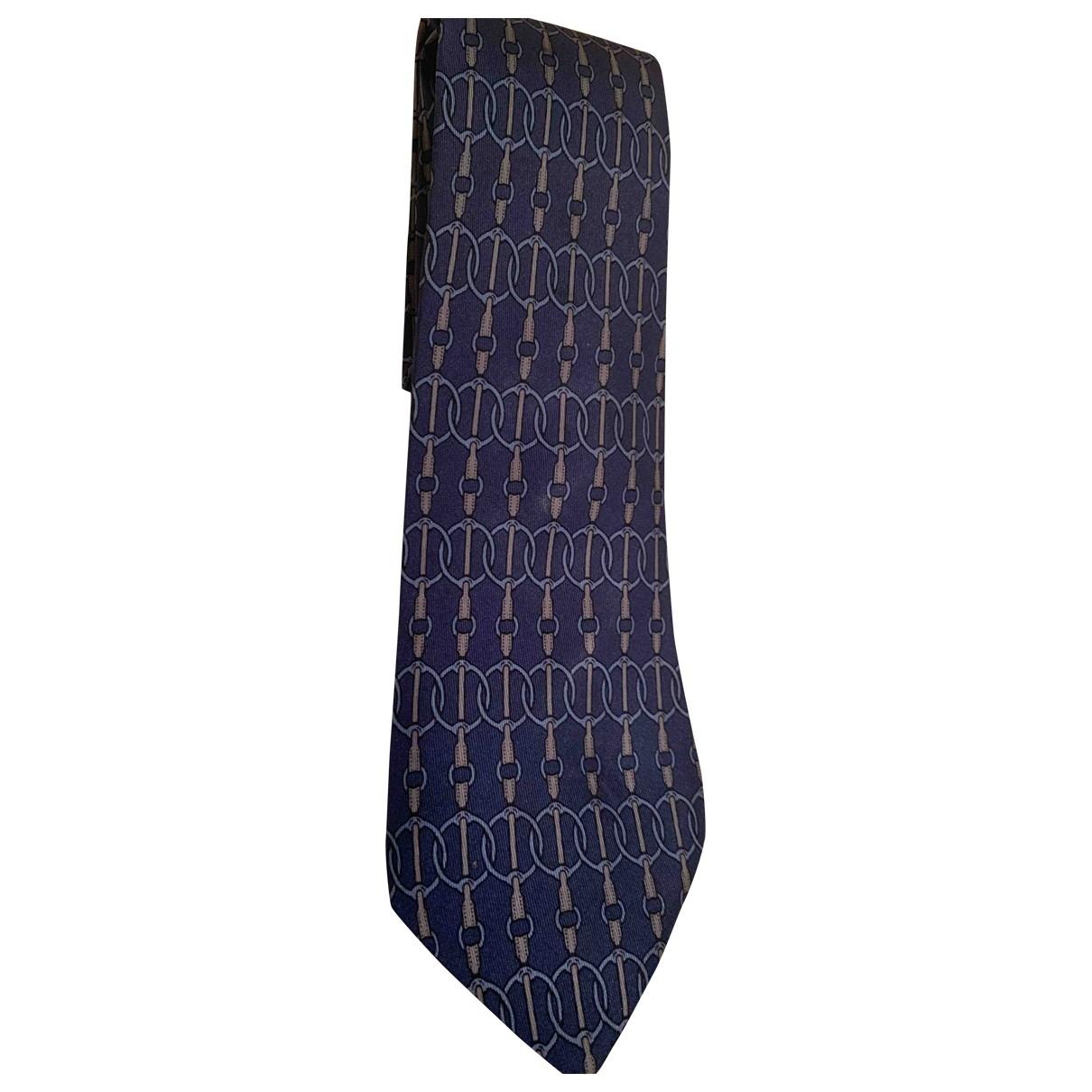 Hermès \N Silk Ties for Men \N