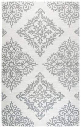 OPLOU884A55TA0508 Opulent Area Rug Size 5'X8'  in