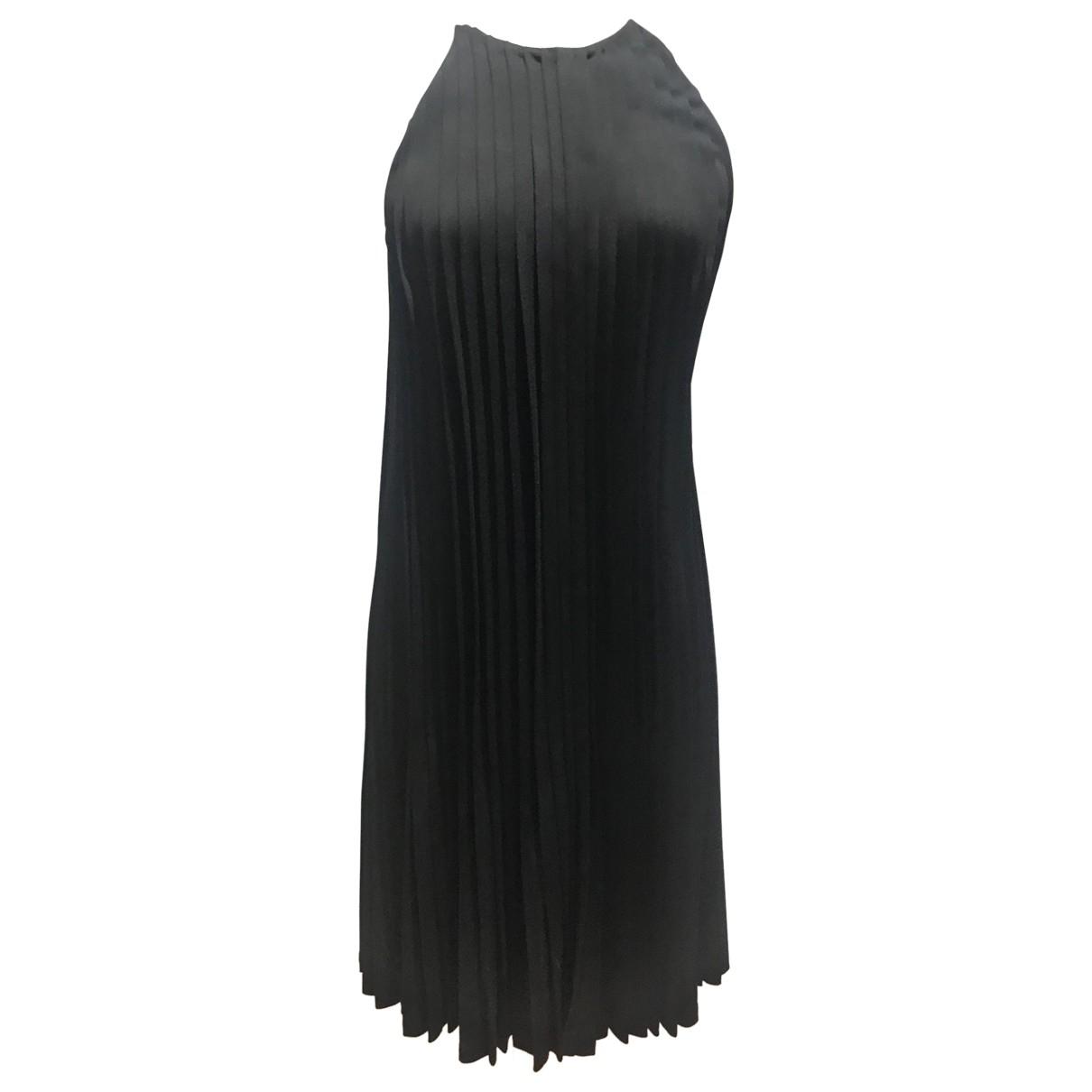 Polo Ralph Lauren \N Kleid in  Schwarz Synthetik