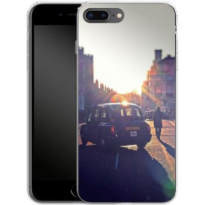 Apple iPhone 7 Plus Silikon Handyhuelle - Those Simple Days von Ronya Galka