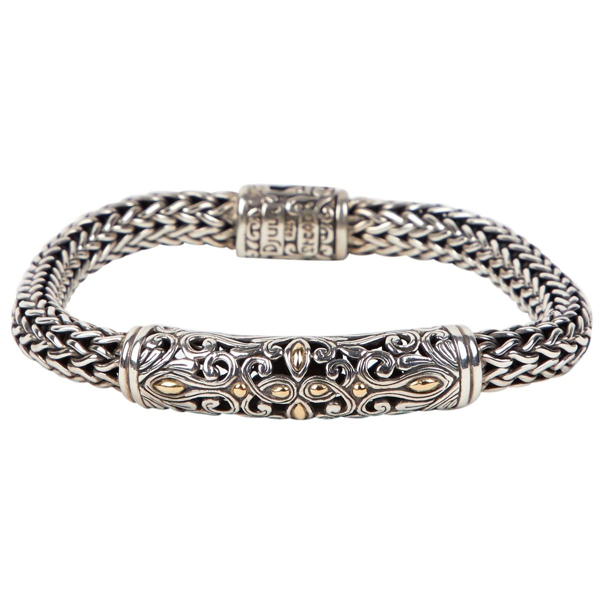 Djula - Bracelet   pour femme en argent - argente