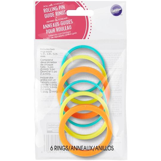 Wilton® Rolling Pin Guide Rings | Michaels®