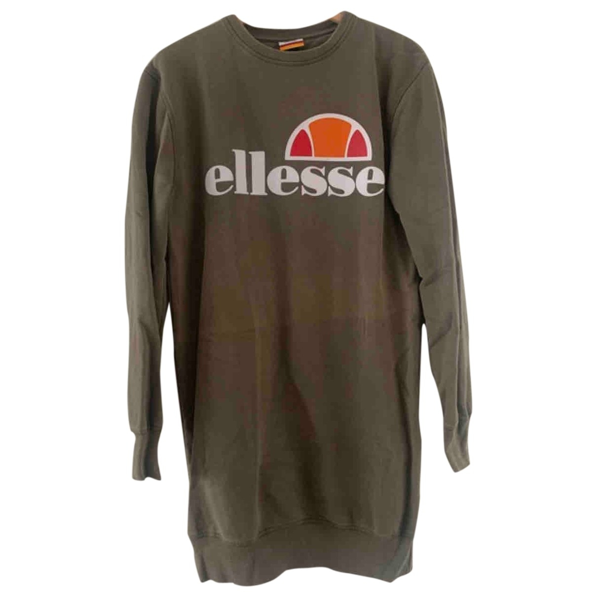 Ellesse \N Green Cotton dress for Women 10 UK