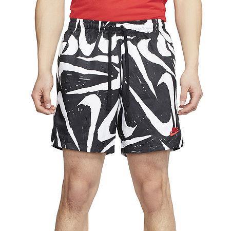 Nike Mens Pull-On Short, Small , Black