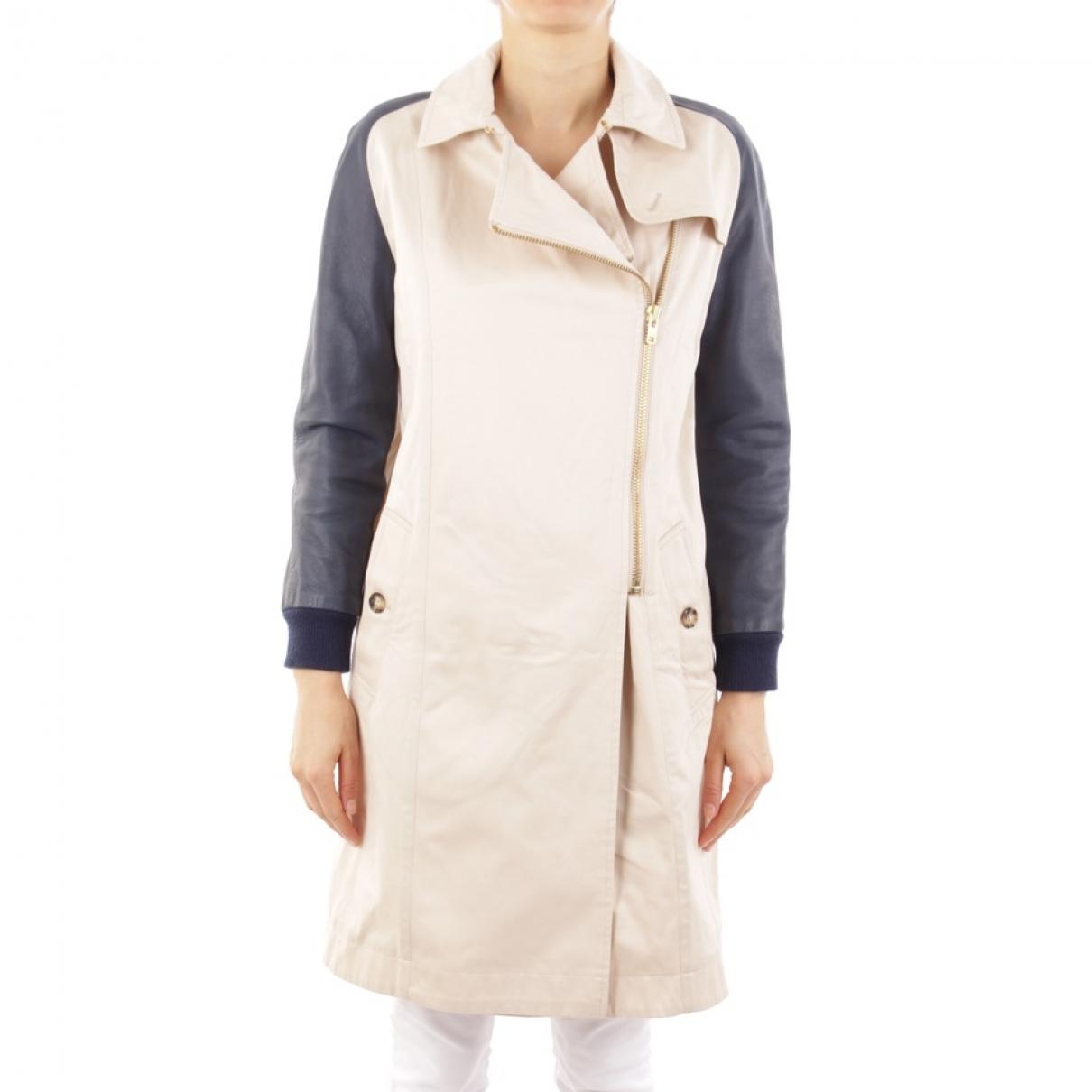 Sophie Hulme \N White Cotton jacket for Women XS International