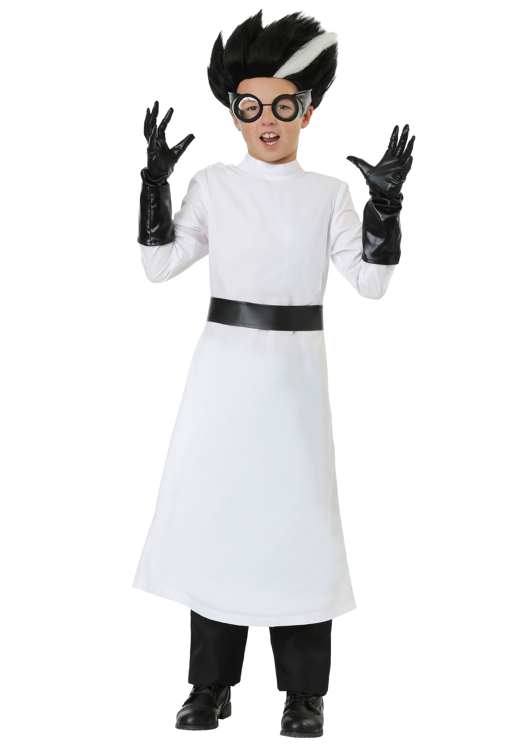 Mad Scientist Costume for a Child
