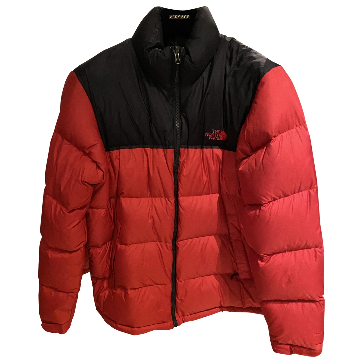 The North Face \N Maentel in  Rot Polyester
