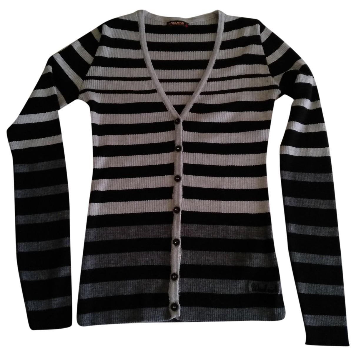 Woolrich - Pull   pour femme en laine