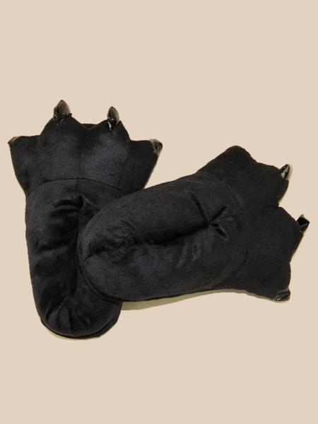 Milanoo Disfraz Halloween Accesorio de Kigurumi Pijamas de franela con calzado para Halloween Carnaval Halloween