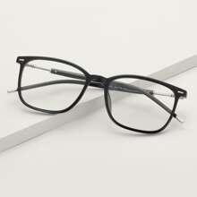 Gafas de hombres de marco clasico