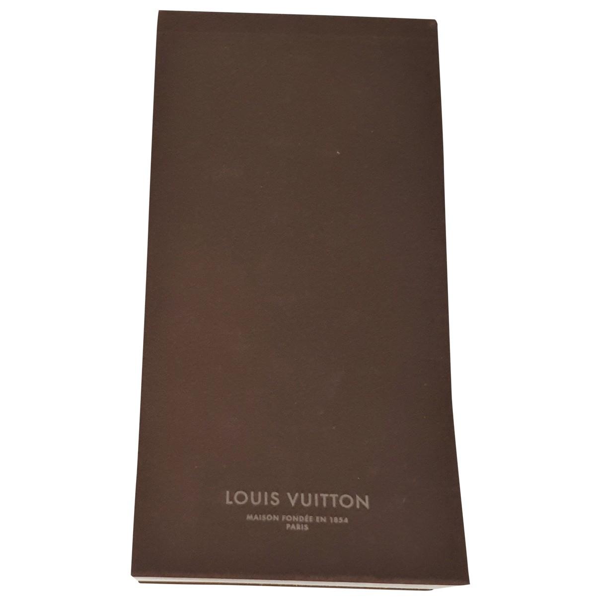 Louis Vuitton - Objets & Deco   pour lifestyle - marron
