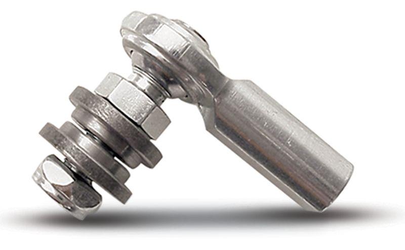 AFCO 10171 Throttle Rod End Bushing Kit Female 1/4