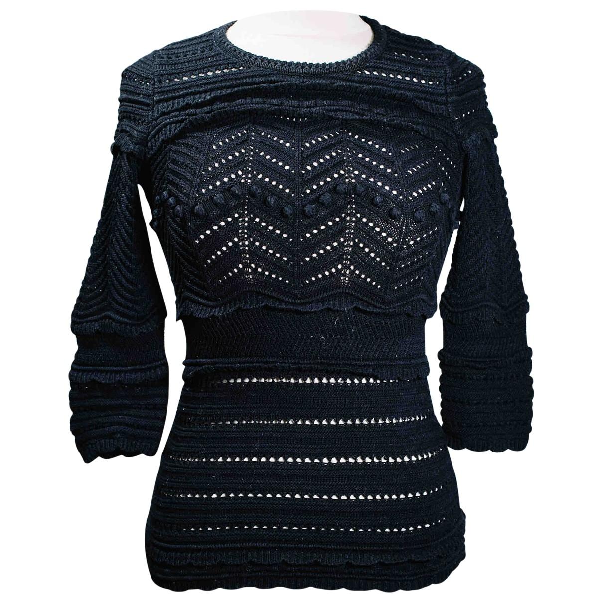 Isabel Marant Etoile - Pull   pour femme en coton - noir