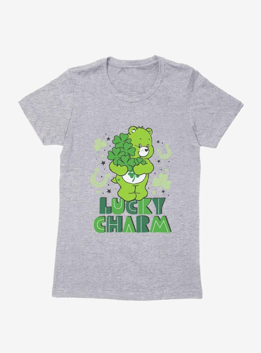 Care Bears Lucky Charm Womens T-Shirt