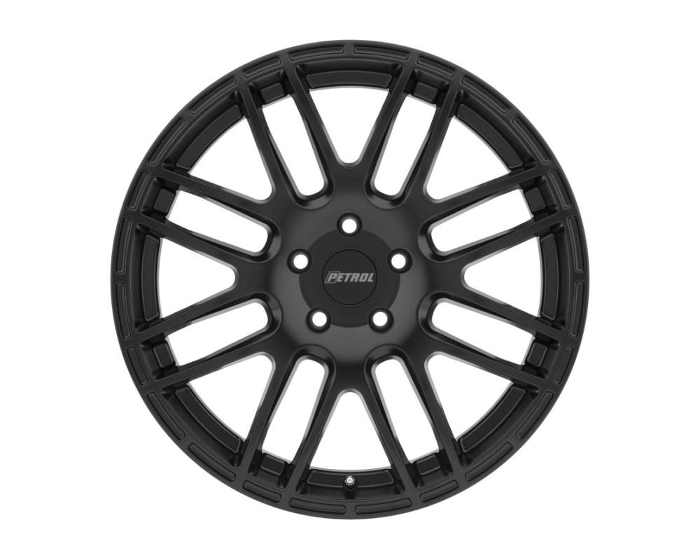 Petrol 1880P6A355100M72 P6A Wheel 18x8 5x100 35mm Matte Black