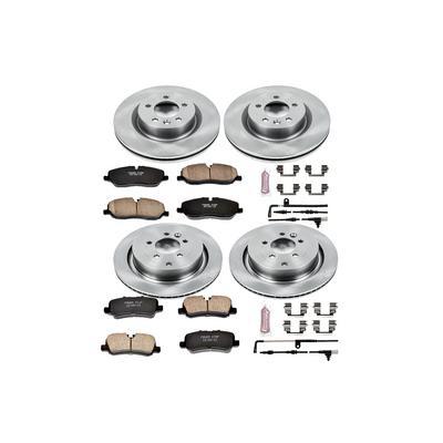 Power Stop 1-Click OE Replacement Brake Kits - KOE6048