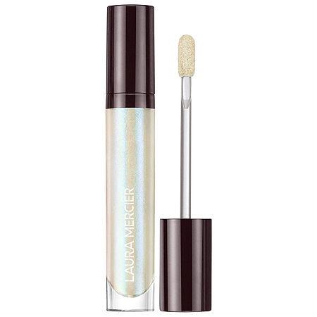 Laura Mercier Caviar Chrome Veil Liquid Eye Shadow, One Size , White