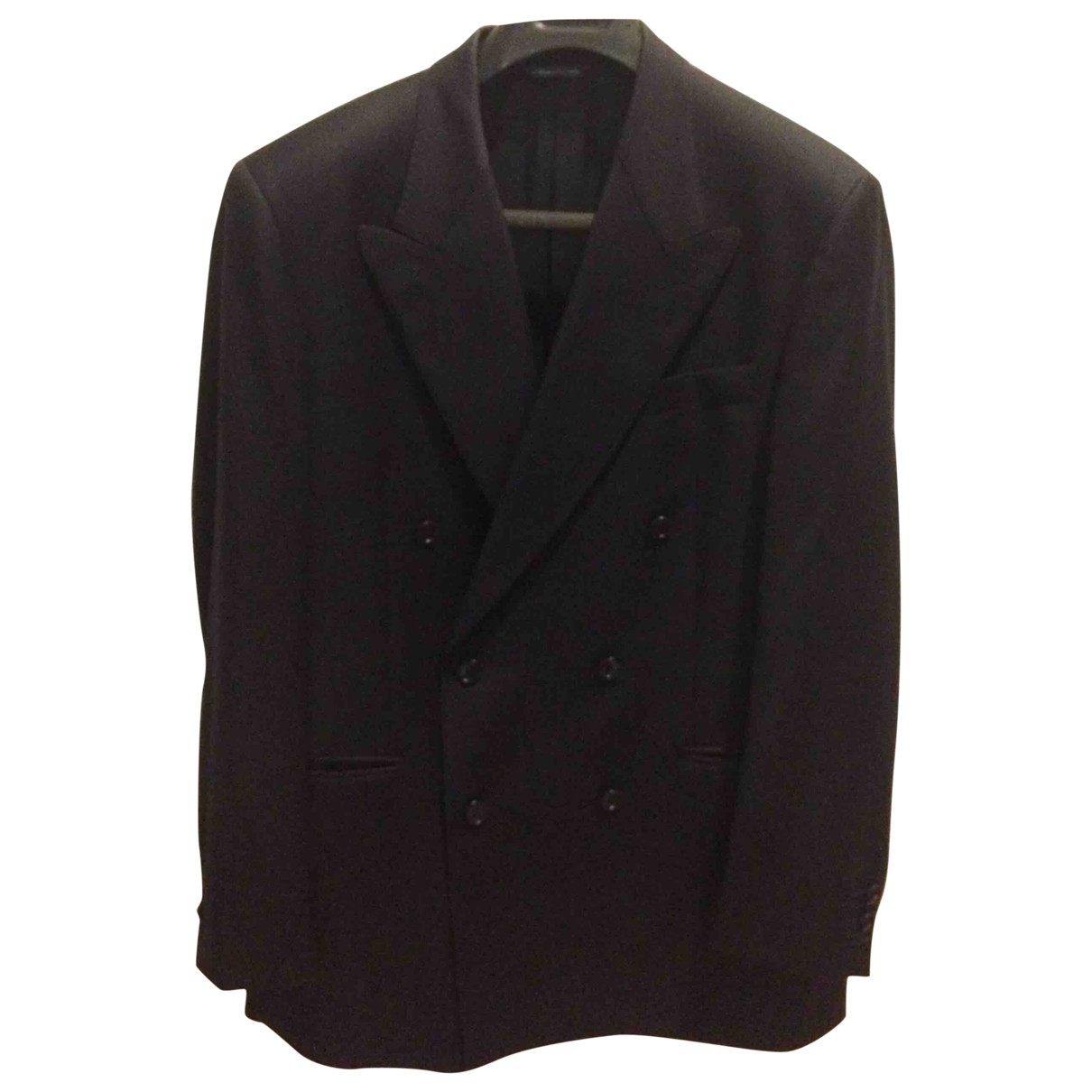 Loro Piana - Vestes.Blousons   pour homme en laine - noir