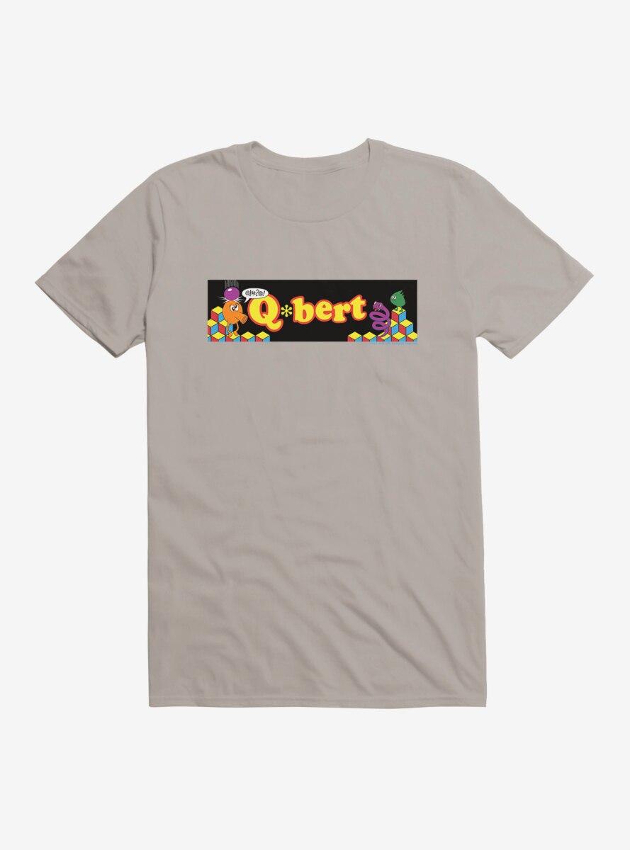 Qbert Game Bar T-Shirt