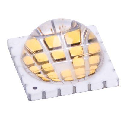 LedEngin Inc LZP-L4MD00-0000, LZ Circular LED Array, 25 Blue, Green, Red, White LED (6500K) (12)