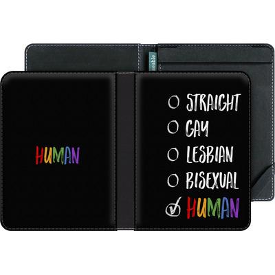 tolino vision 4 HD eBook Reader Huelle - Human 1 von caseable Designs
