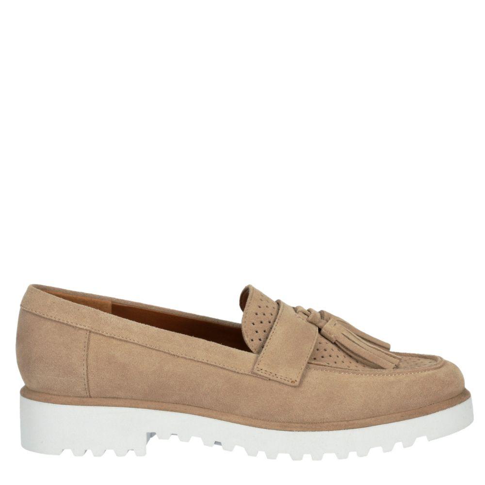 Franco Sarto Womens Clipper Loafers