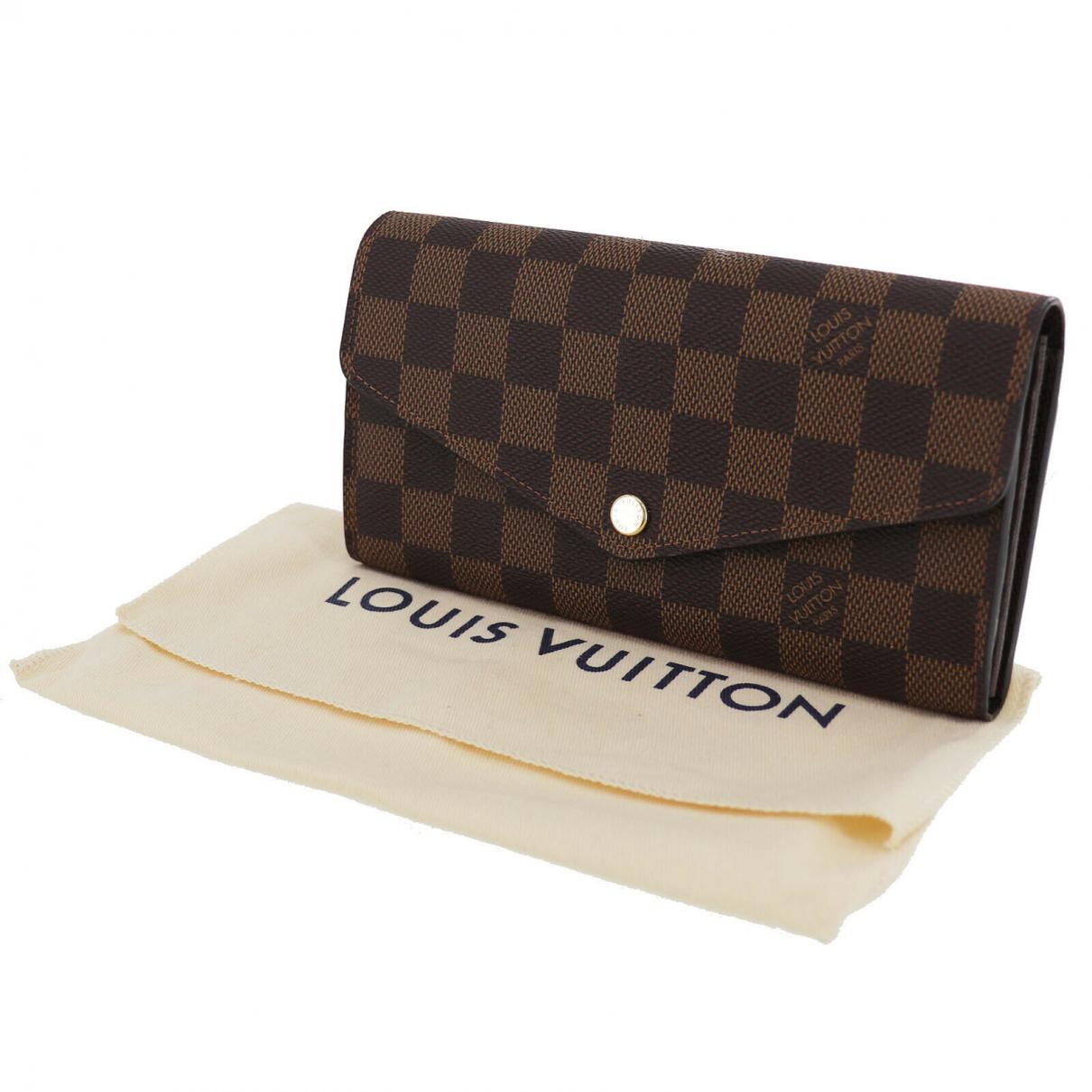 Louis Vuitton N Brown wallet for Women N