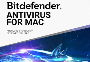 Bitdefender Antivirus For Mac 2021 Key (1 Year / 1 Mac)