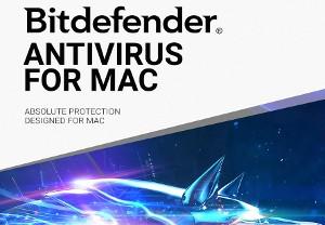 Bitdefender Antivirus For Mac 2021 Key (1 Year / 1 Mac)