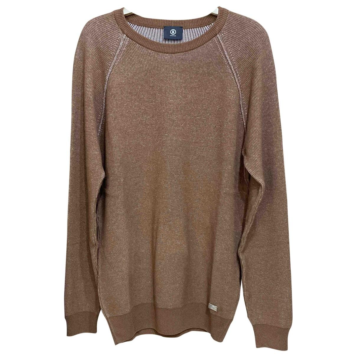 Bogner \N Pullover.Westen.Sweatshirts  in  Braun Wolle
