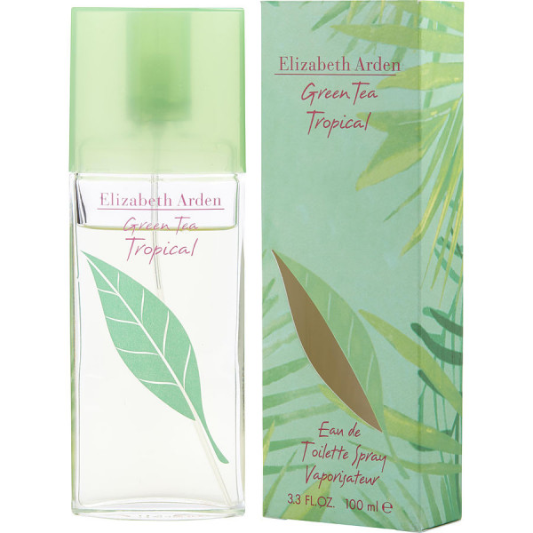 Green Tea Tropical - Elizabeth Arden Eau de Toilette Spray 100 ML