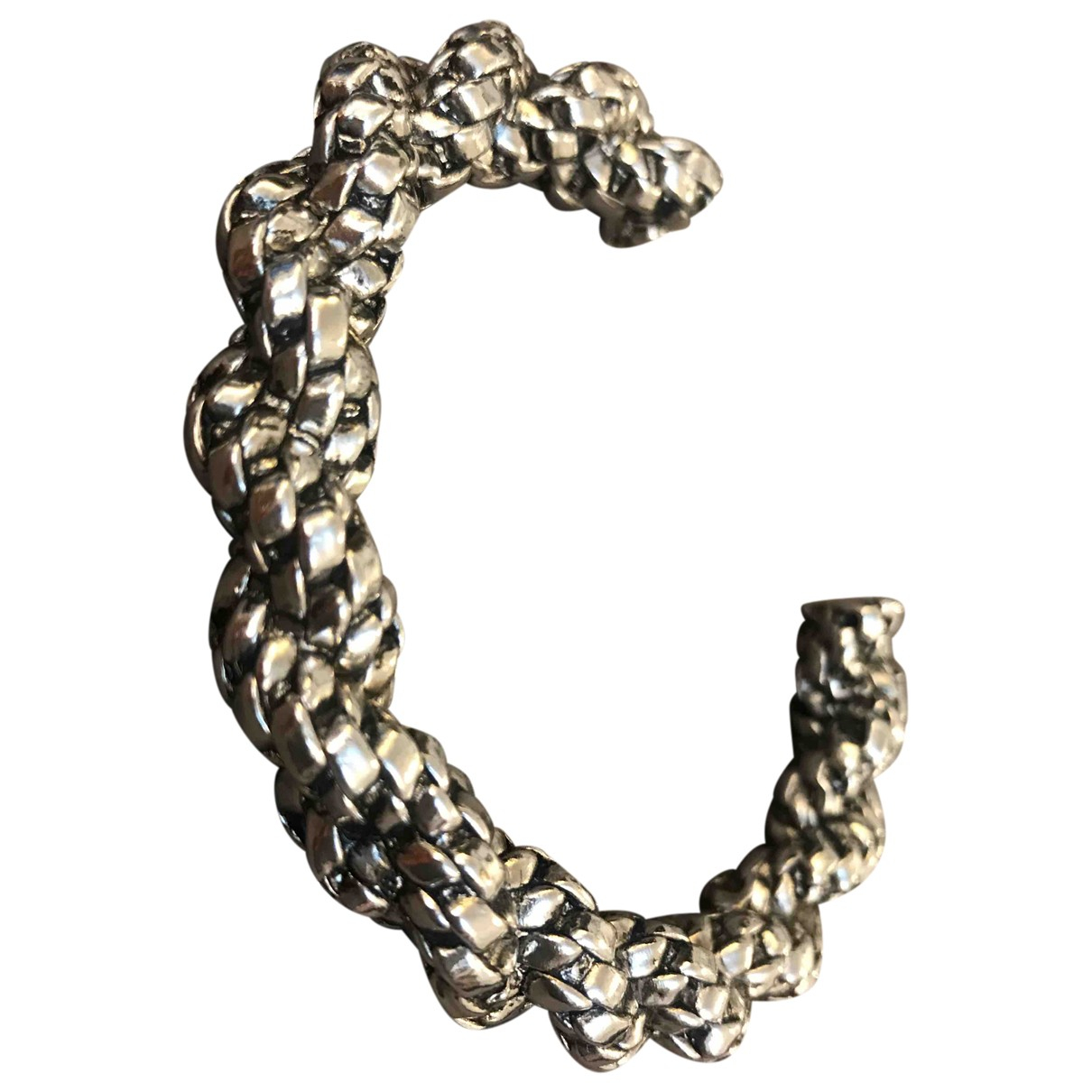 Balmain \N Armband in  Silber Metall