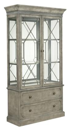Savona Collection 654-830R LARSSON DISPLAY CABINET COMPLETE in