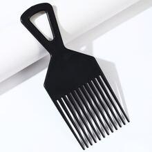 1pc Solid Pick Comb