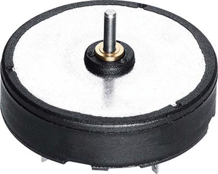 Faulhaber Brushed DC Motor, 1.08 W, 6 V dc, 3.2 mNm, 2500 rpm, 1.5mm Shaft Diameter