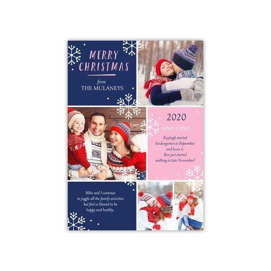 Gartner Studios® Personalized Christmas Photo Card | Michaels®