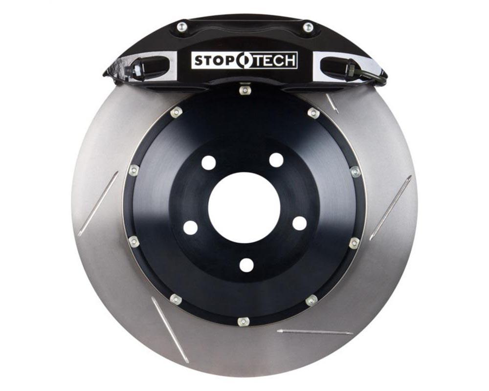 StopTech 83.F15.004G.51 Big Brake Kit 2 Piece Rotor Rear Lexus IS250 Rear 2014-2015