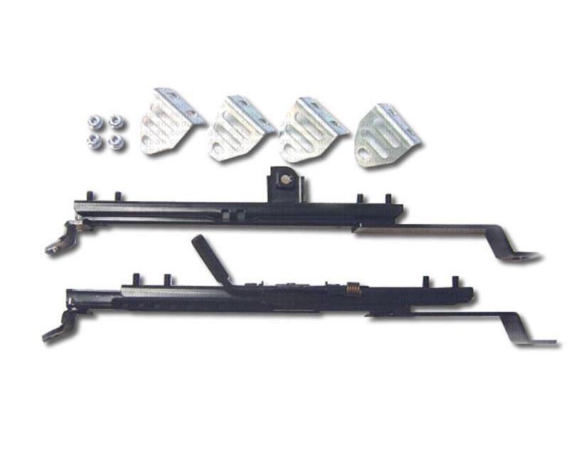 Nagisa Auto XNSR045L Super Low Seat Rail Leftside Subaru WRX   STi 02-07