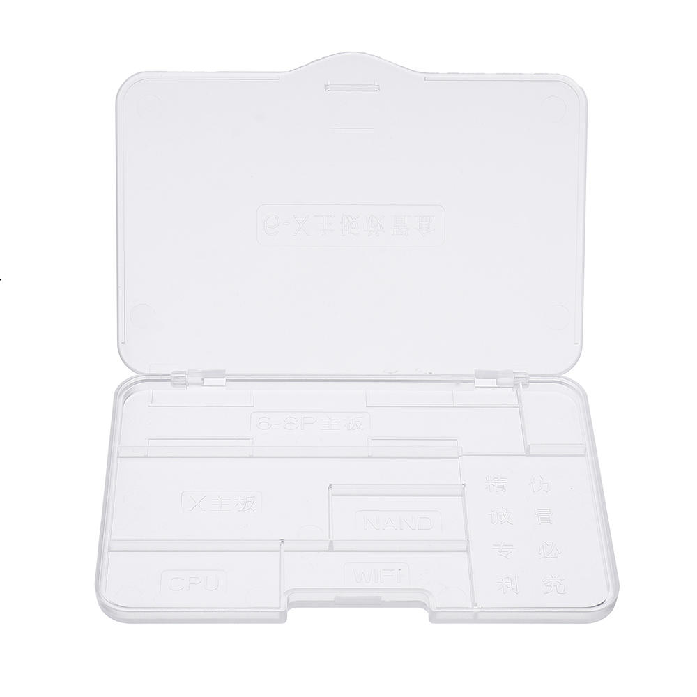Fall Prevention Main Board Receiving Tool Box Storage Box for 6SP/7/7P/8/8P/X Hard Disk