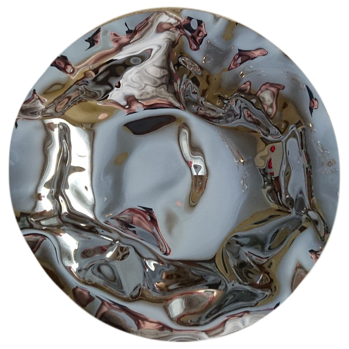 Alessi \N Accessoires und Dekoration in  Silber Stahl